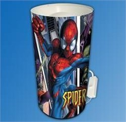 ARMATÜR DISNEY 6515/EU/BOX SPIDERMAN ABAJUR PLASTİK